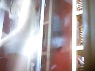 Hidden camera masturbation video