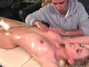 Dirty Masseur: Moving In. Cherie Deville, Keiran Lee