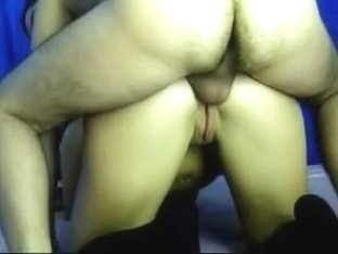Suck and anal in cam