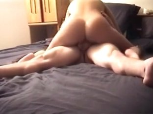 My perfect booty gf gets missionary fucked and rides me