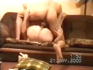 Fucking my hot wife at home sex tape