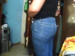 Chubby latina blows fat prick