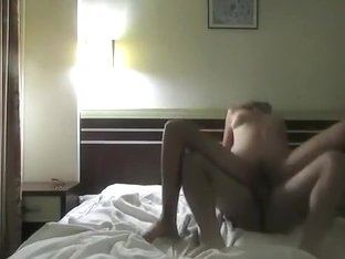 Loud moaning girl tells her bf to just cum inside !!!