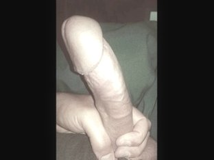 licking pussy and sliding in big cock