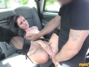Best pornstar in Crazy Brunette, Stockings xxx scene