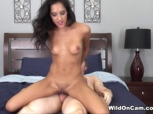 Best pornstar Chloe Amour in Crazy Natural Tits, Skinny adult video