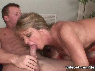 Horny pornstar Shayla LaVeaux in Incredible Big Ass, Blonde adult clip