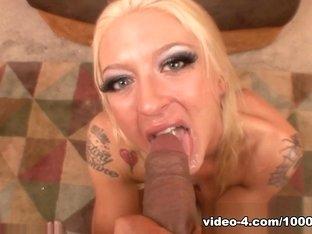 Best pornstars Johnny Fender, Leya Falcon in Hottest POV, Cumshots porn video