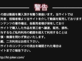 Kt-joker okn010 vol.010 Kt-joker okn010 Kaito want vol.010 powerful man point from under the Joker