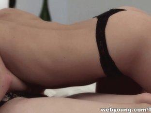 Fabulous pornstar in Hottest HD, Lesbian xxx movie