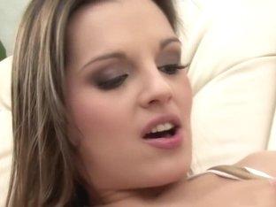 Fabulous pornstars Eve Angel and Peaches Johnson in best dildos/toys, european sex video