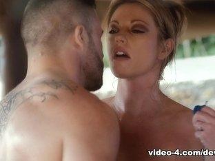 Crazy pornstar Max Deeds in Horny Blonde, Big Tits porn movie