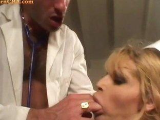Big tits Busty Nurses gets banged