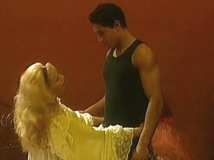 A full length porno movie from the 1980s time period