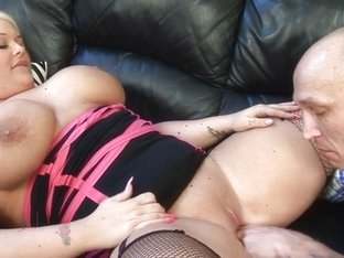 British Large Bumpers Doxy Sindy Getting Drilled