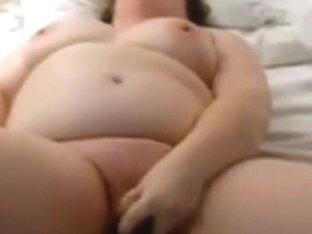 great big beautiful woman angel inserting a cucumber in her shaved wet crack