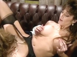 Lesbian Babes cought by a shlong