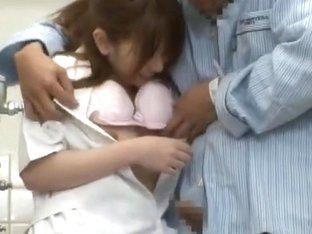 Cute nurse(censored)