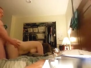 Fucking my chunky wife