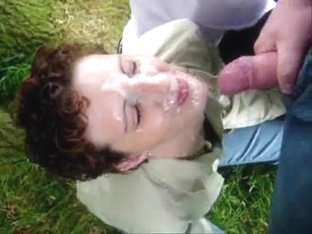 Ball Batter facial and consume compilation