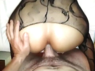 Pov anal with hawt gazoo latin babe in bodysuit