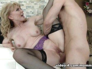 Amazing pornstars Nina Hartley, Bill Bailey in Best Big Ass, Cumshots xxx scene