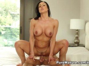 Fabulous pornstar Kendra Lust in Amazing MILF, Big Tits xxx movie