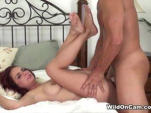 Horny pornstar Ashlee Graham in Fabulous Tattoos, Redhead adult scene