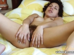 Fabulous pornstar Kinky Gaga in Exotic Hairy, Latina porn movie