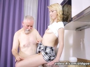 Horny pornstar in Exotic Blonde, Oldie adult clip