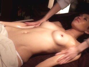 Ameri Ichinose in Mens Drainage  aka Professional Esthetician Healing part 1