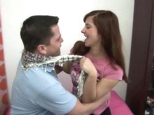 Horny pornstar in best brazilian, blowjob porn scene