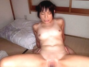 Tiny Shaved girl Gagged And Fucked
