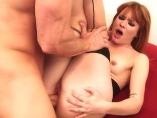 Claire Robbins & Johnny Sins in Naughty Office
