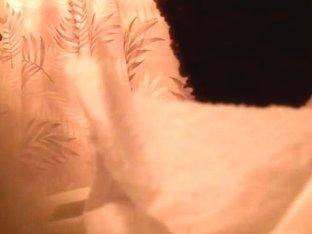Closeup hidden camera video of a pissing cute girl
