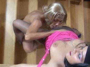 Pantyhose1 Movie: Leila A and Margo