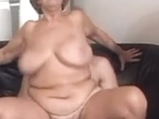 Busty mature redhead gets crammed well