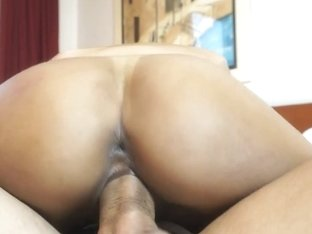 Latin Chick Rachel Woods rides a biggest Cock unfathomable in her Pink Gap
