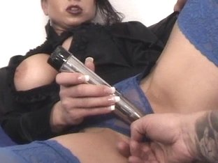 Trinity-Productions: Fully Clothed Satin Sex