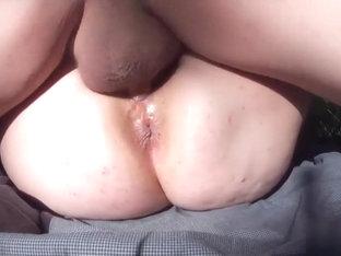 My ex spouse copulates my cum-hole outside.