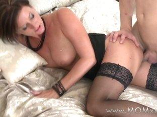 Exotic pornstar in Hottest MILF, HD sex clip