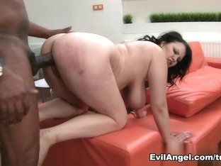 Best pornstar Franco Roccaforte in Exotic Brunette, BBW adult clip