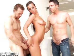 Best pornstar Jada Stevens in Hottest Pornstars, DP xxx video
