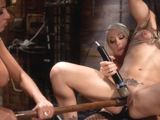 Hottest fetish xxx scene with incredible pornstars Lorelei Lee, Tori Lux and Nika Noire from Whipp.