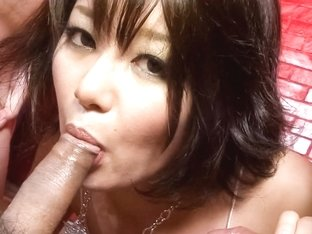 Incredible Japanese whore Haruka Uchiyama in Exotic JAV uncensored Cumshots movie