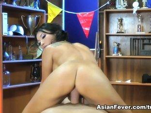 Crazy pornstar in Exotic Facial, Asian sex scene