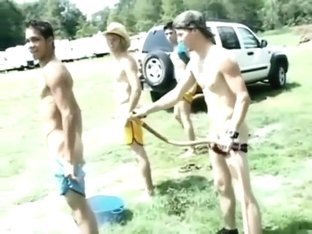 Hottest male in best homo sex video
