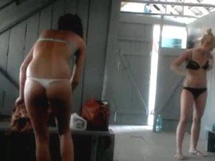 Spy Teenies Changing Room 1