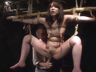 Sakura Oba in Female Cage 5 part 3.1