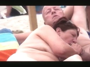 Nude Beach - Super Hot Exhibitionists